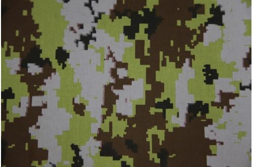 Лоск 115, ТиСи сорочка 70/30, КМФ №201612, БП-8 115 г/м2.