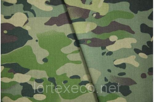 Лоск 115, ТиСи сорочка 85/15, КМФ Тропик, 115 г/м2.