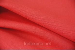 Под заказ Ткань Габардин , цвет красный, 160 г/м2, №162.