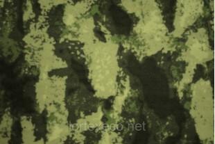 Ткань Флис, КМФ Aттакс,250 г/м2.