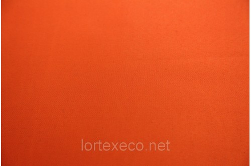 ТиСи плащевая Грета 70/30, ярко-оранжевая,190 г/м2.