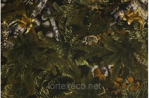 Ткань мембранная Алова КМФ, №201409, 160г/м2.
