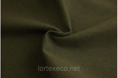 Ткань мембранная Алова КМФ, хаки, 160г/м2.