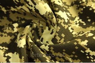 Ткань мембранная Алова КМФ R-34-3, 160г/м2.