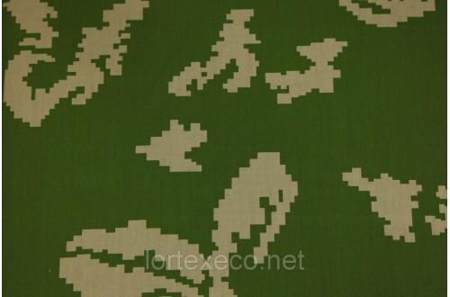 Лоск 115, ТиСи сорочка 85/15, КМФ Меркурий 3,115 г/м2.