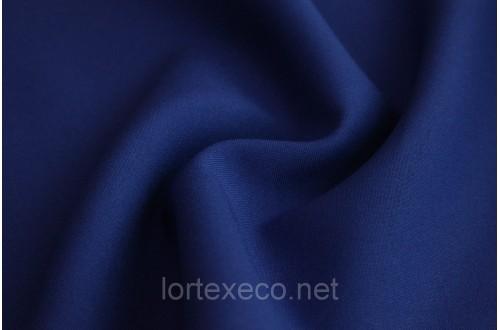Ткань Габардин, цвет темно-синий, 160 г/м2, №227.
