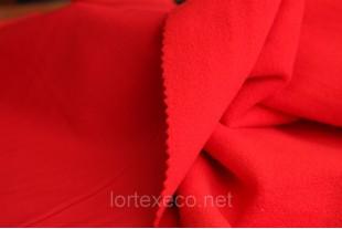 Ткань Курточная Софтшелл , цвет красный,300 г/м2.