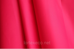 Ткань Курточная Таффета PU ,180Т, цвет красный, №162.