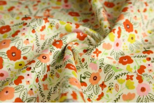 Под заказ Экофайн Shirt Cotton,принт (желтый луг),110 г/м2.