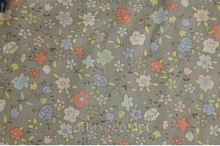 Экофайн Shirt Cotton,принт (лютики),110 г/м2.