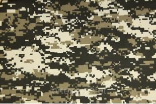 ТиСи плащевая Грета 80/20, КМФ №12,195 г/м2.