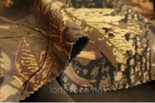 Ткань дублированная Дюспо-Флис, №301, 230г/м2.