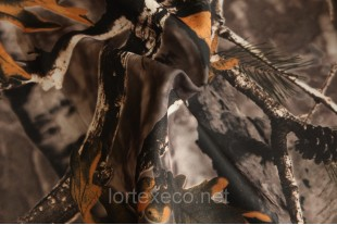 Ткань дублированная Дюспо-Флис, № К-104, 230г/м2.