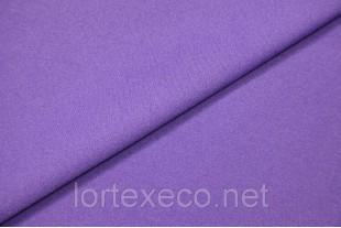 Ткань Габардин , цвет фиолетовый, 160 г/м2, №170.