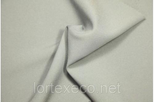 Ткань Габардин , цвет серый, 160 г/м2.