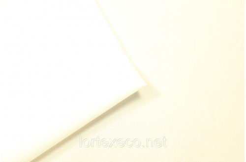 Ткань Курточная Таффета 180Т, цвет белый, № 101.
