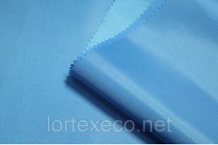 Ткань Оксфорд,210D PU,ярко-голубой,№216.