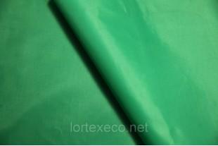 Ткань Курточная Таффета 180Т, цвет салатовый, №334.