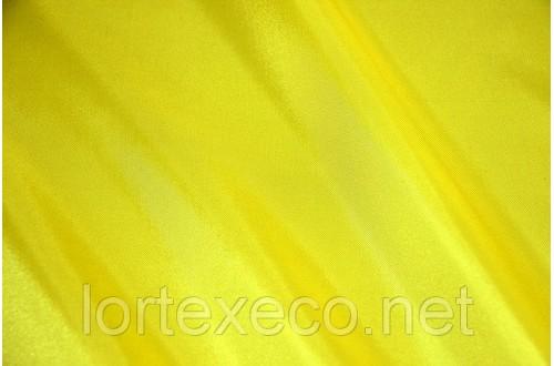 Ткань Оксфорд,210D PU,желтый,№110.