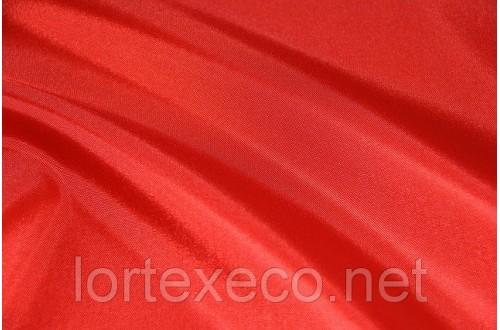 Ткань Оксфорд,210D PU,красный,№162.