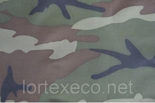 Ткань ОКСФОРД 500D*500D, КМФ  НАТО.