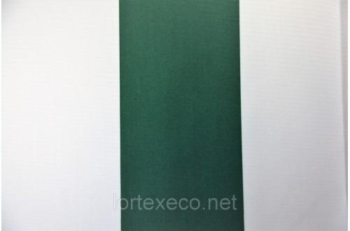 Ткань ОКСФОРД 500D*500D, зеленая полоса, №272.