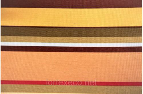 Ткань ОКСФОРД 500D*500D,цветные полосы, №77.