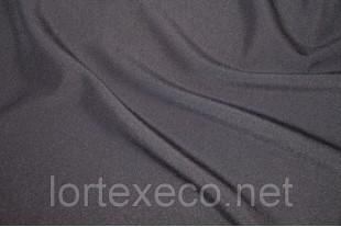 Ткань Габардин Восток, цвет иссиня-черный, 185 г/м2