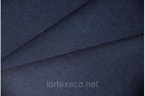 ТиСи плащевая Твилл,80/20, темно-синий, 200 г/м2.