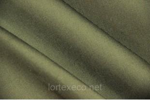 ТиСи плащевая Твилл, 80/20, оливковый, 200 г/м2.