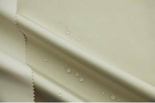 Под заказ Ткань Курточная Дюспо-Милки ( Dewspo Milky), цвет бежевый 13-1008TPG