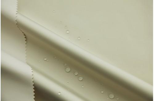 Ткань Курточная Дюспо-Милки ( Dewspo Milky), цвет бежевый 13-1008TPG