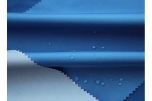 Ткань Курточная Дюспо-Милки ( Dewspo Milky), цвет василек 18-4148TPG