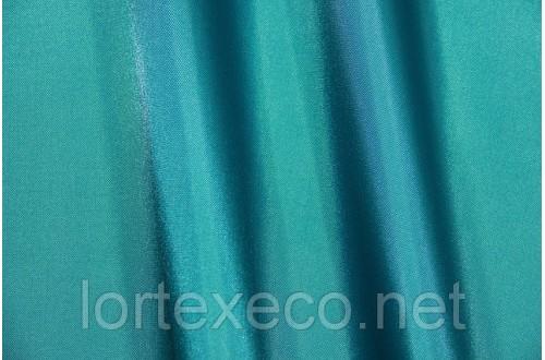 Ткань Оксфорд,150D PU, цвет 18-4726TPG Темно-бирюзовый