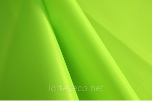 Ткань Оксфорд,150D PU,  цвет Ярко-лимонный
