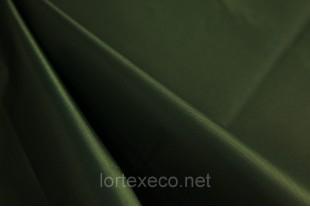 Ткань Оксфорд,150D PU,  цвет 18-6024TPG Темно-зеленый