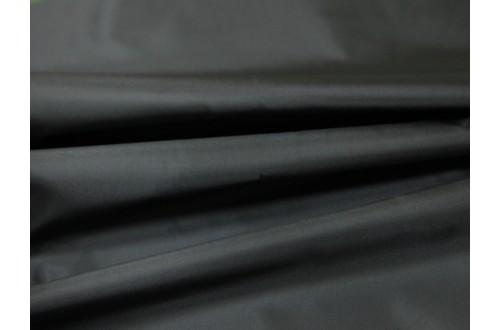 Ткань подкладочная Таффета 190Т, цвет черный