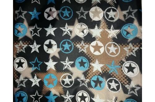 """Ткань Оксфорд 210Д, 2011.05.117 """"!Фабрика звезд"""",110г/м2."""