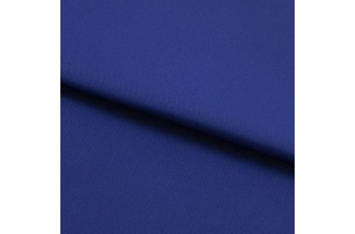 Ткань дублированная, Дюспо-Флис, василек , 230г/м2.