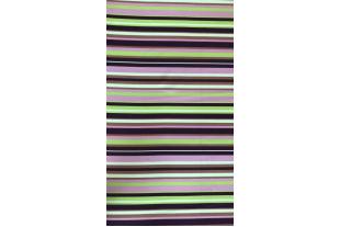 Ткань ОКСФОРД 500D*500D, JY16-90046-2 Полоса зеленое яблоко