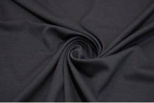 Ткань дублированная,Дюспо-Флис, графит, 230г/м2.