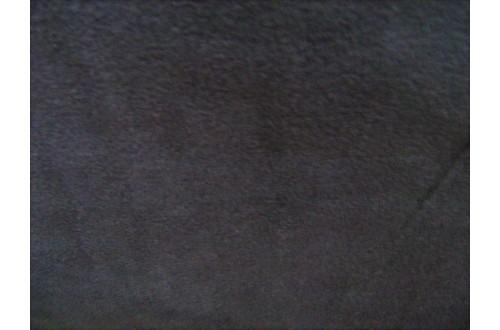 """Флис гладкокрашенный двухсторонний 240 г/кв.м """"Черный"""""""