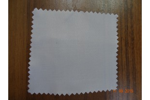Ткань подкладочная Таффета 190Т, цвет белый