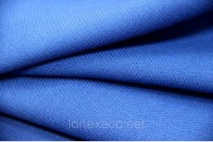 Ткань Габардин , цвет василек, 160 г/м2.