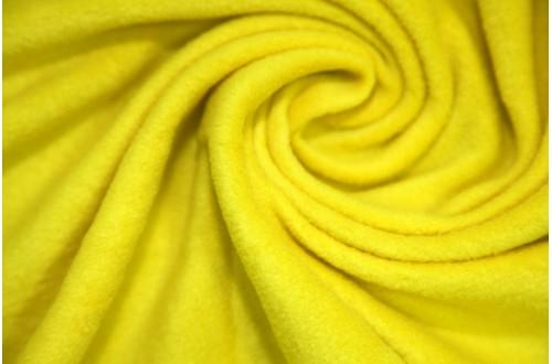 Ткань Флис (Polarfleece)  желтый, 220 г/м2.
