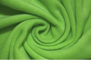 Ткань Флис (Polarfleece) лайм, 220 г/м2.