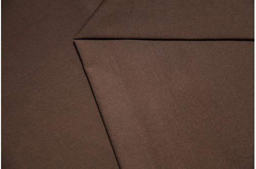 Под заказ Лоск 120, ТиСи сорочка,65/35,шоколад,120 г/м2.