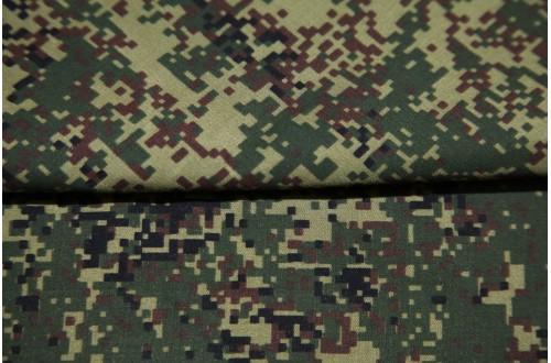 Лоск 115, ТиСи сорочка 85/15, КМФ Bund-2, 115 г/м2.