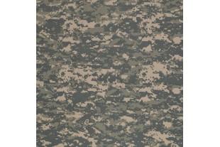 Лоск 115 ТиСи сорочка 80/20, КМФ, Серая цифра PIXEL