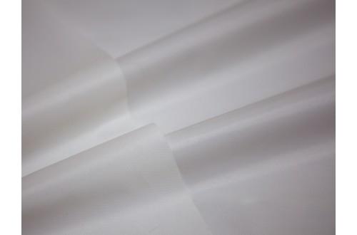 Ткань Оксфорд,150D PU 19-4006TPG белый